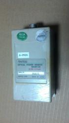 ANRITSU MA9612A OPTICAL POWER SENSOR, 750-1700 NM, -100 TO +3 DBM